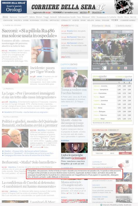 Il Tuo Legale su Il Corriere Della Sera