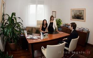 L'ufficio dell'Avvocato Francesca Zambonin
