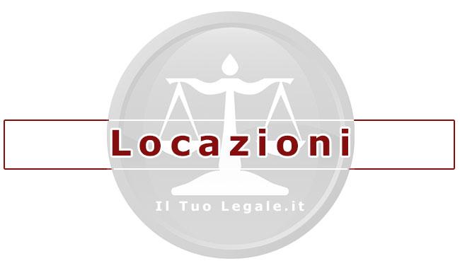 Diritto locazioni