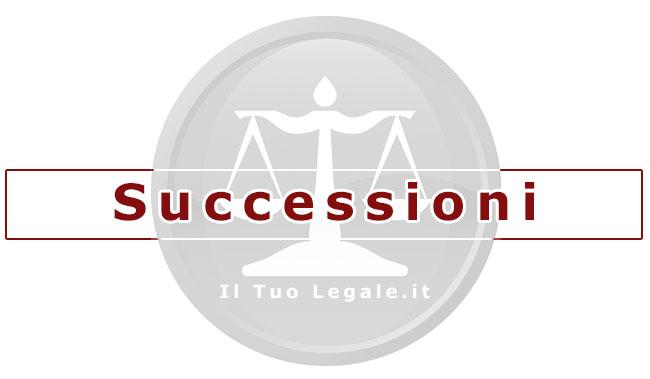 avvocato per successione ereditaria