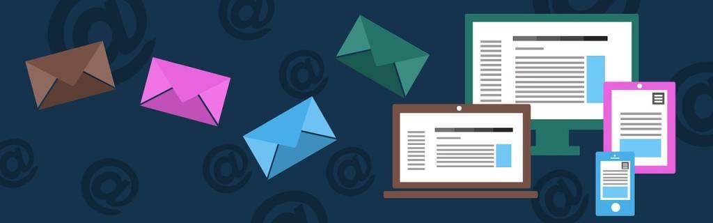 e-mail come prove