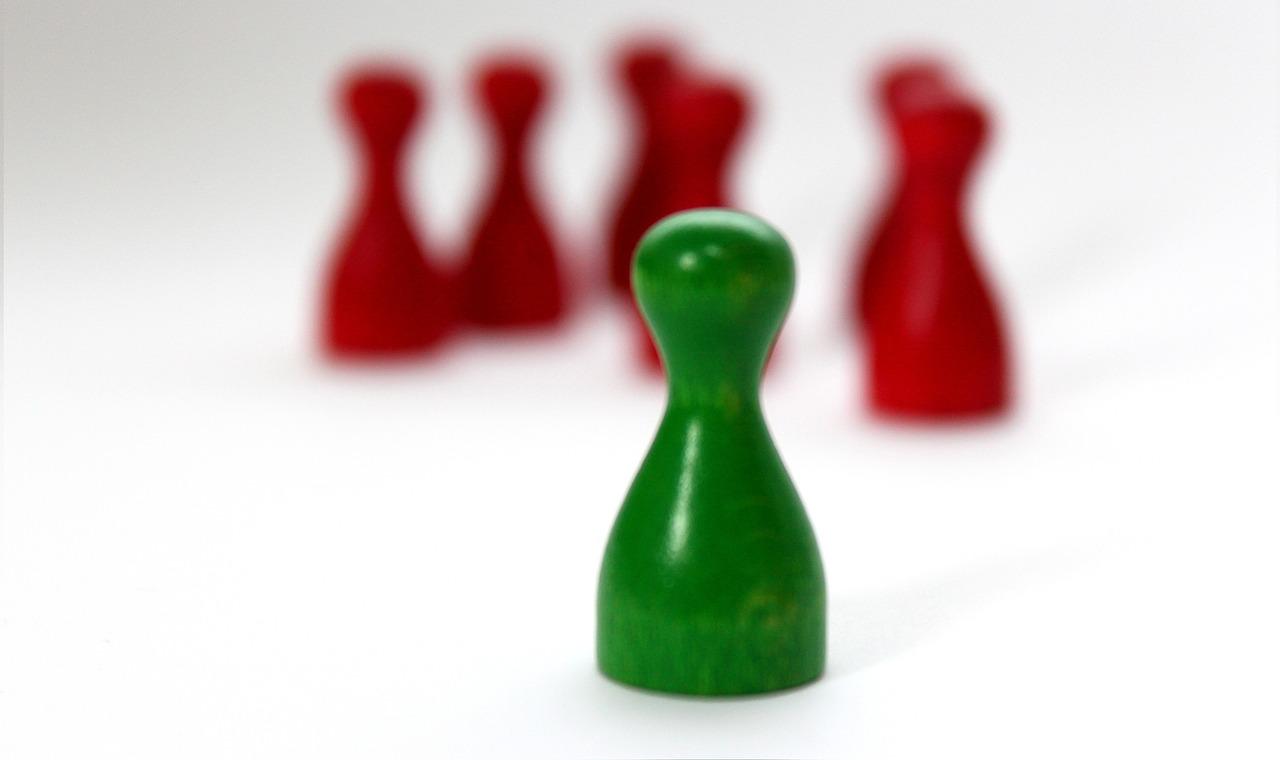 Le strategie di mobbing più diffuse: esclusione