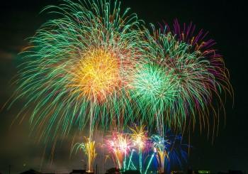 Multe per i fuochi d'artificio e i botti di Capodanno