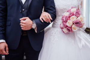 banchetto di nozze rovinato