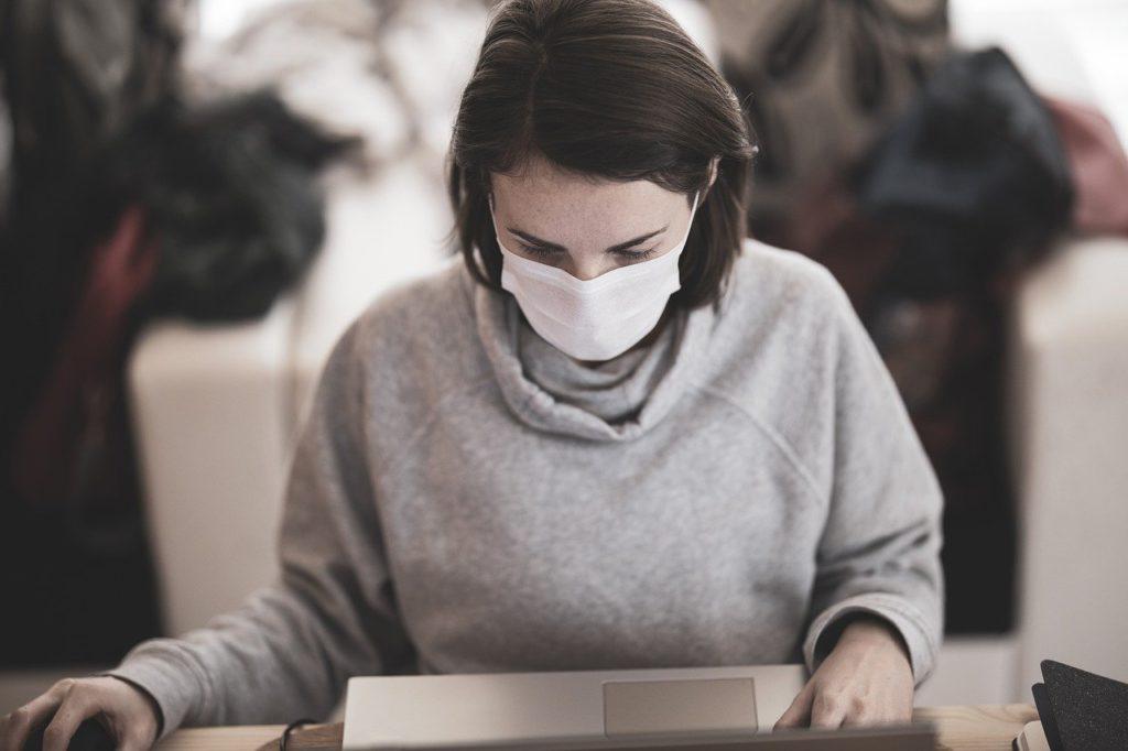 contagio da covid-19 sul lavoro