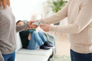 assegno di mantenimento ex moglie