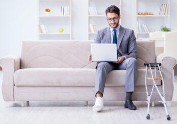 Infortunio sul lavoro e smart working: il dipendente ha diritto alle tutele Inail